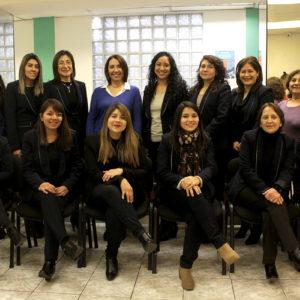 Sello Empresa Mujer CET Metacom